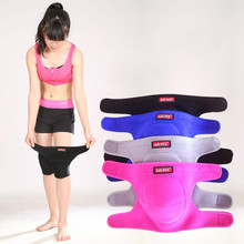 2018 New 1pcs Fitness Running Cycling Knee Support Professional Protective Sports Pad Breathable Bandage A