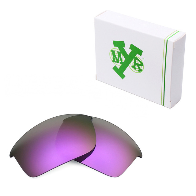 1a5d89ab71 Mryok POLARIZED Replacement Lenses for Oakley Bottle Rocket Sunglasses Plasma  Purple