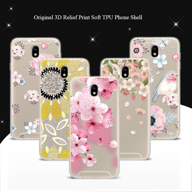 wholesale dealer 58687 78bce US $1.28 25% OFF|Phone Case For Samsung J7 2017 J7 Pro Case Cover 5.5