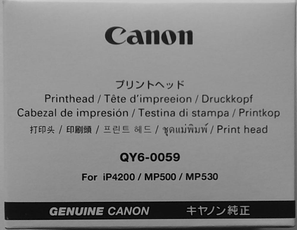 Prix pour 2017 hot new ORIGINAL QY6-0059 QY6-0059-000 Tête D'impression Tête D'impression Tête D'impression avec Canon iP4200 MP500 MP530 QY6-0059 Tête D'impression