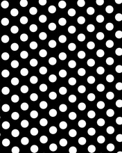 Black White Polka Dot Background Online Shopping The World