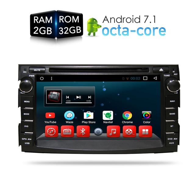 android 7 1 1 car dvd player gps glonass navigation multimedia for rh aliexpress com 2017 Kia Ceed Kia Ceed Combi