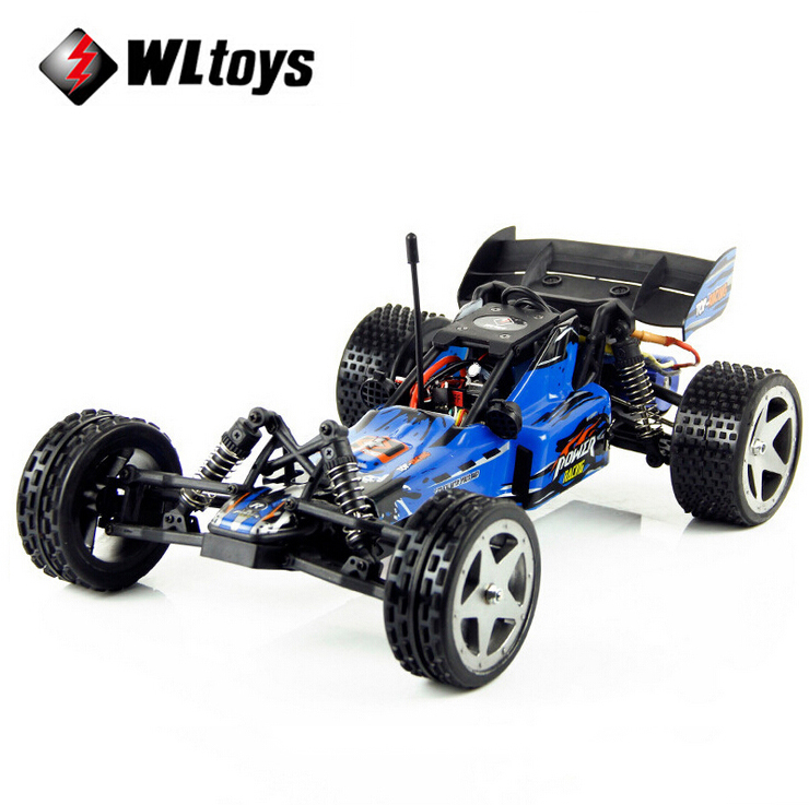 2015 NEW WLtoys L959 1:12 Scale R/C Buggy Car Two Wheel Drive full scale off-road vehicles cars toy car remote free shipping