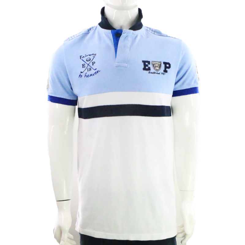 France brand eden park 2017 new new for High quality embroidered polo shirts