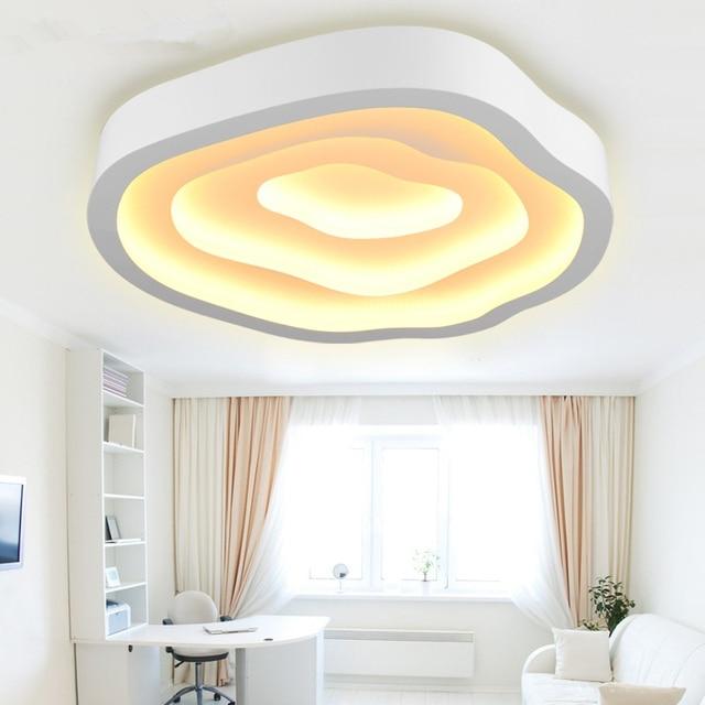 3d nube moderne plafoniere a led per soggiorno in metallo for Plafoniere moderne per soggiorno