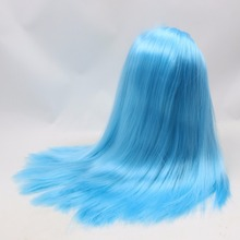 Neo Blythe Doll Straight Hair Wigs