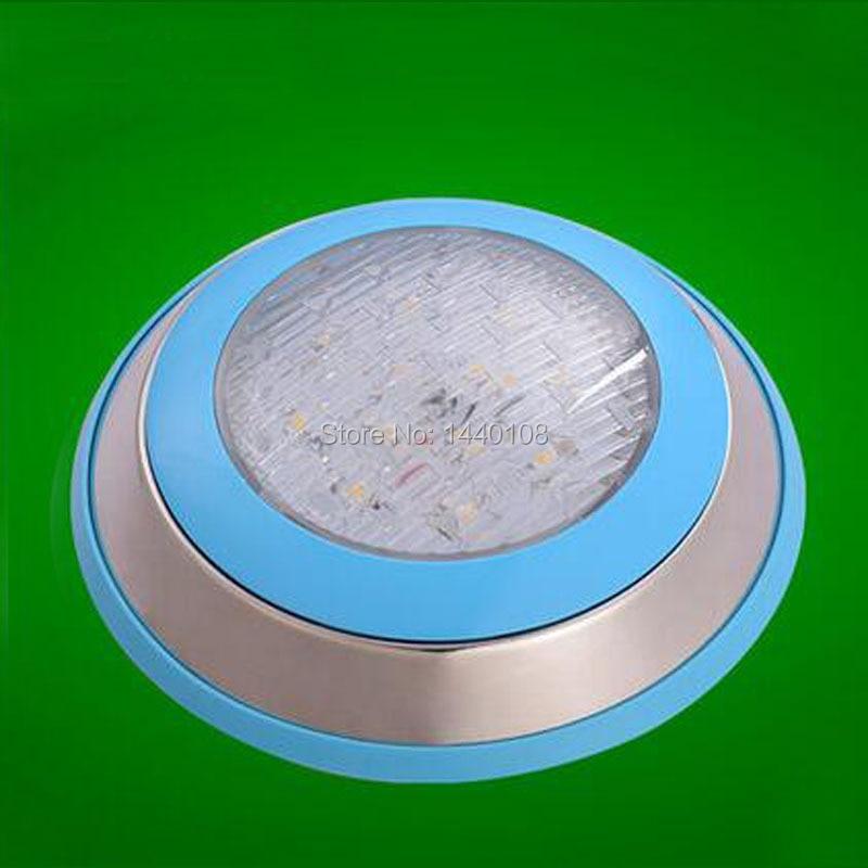 3pcs/lot 15w 230mm led swimming spot lamp warm white white RGB Ac12V/24v LED Underwater Landscape Lamp Swimming Pool Wall Lamp