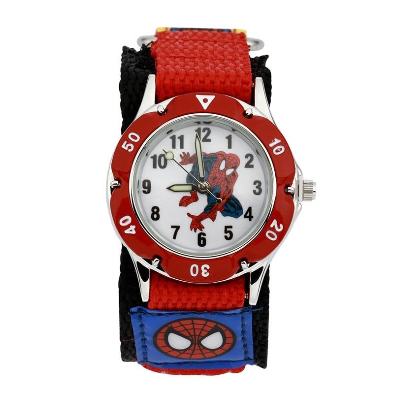 Cartoon Watch WristWatch Children Sports Watch Fashion Boys Kids Students Sports Quartz Wrist watches Relogio Zegarek