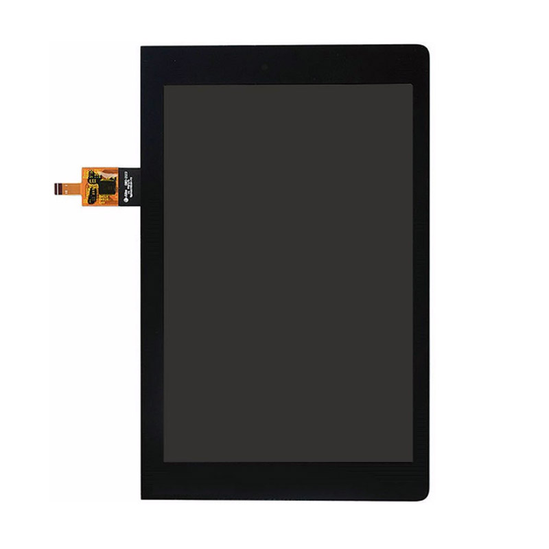 10.1inch high quality lcd screen display + touch screen panel digitizer assembly For Lenovo YOGA Tab 3 YT3-X50F YT3-X50 high quality 5 0 for lenovo a2020 lcd display screen with touch screen digitizer assembly free shipping tools