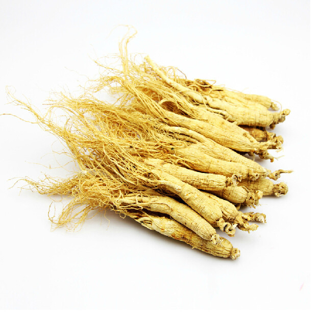 promotion white ginseng 500g Changbai mountain herbal tea panax dried ginseng root green food for health y2 free shipping 500g famous health care tea taiwan dong ding ginseng oolong tea ginseng tea chinese green natural food