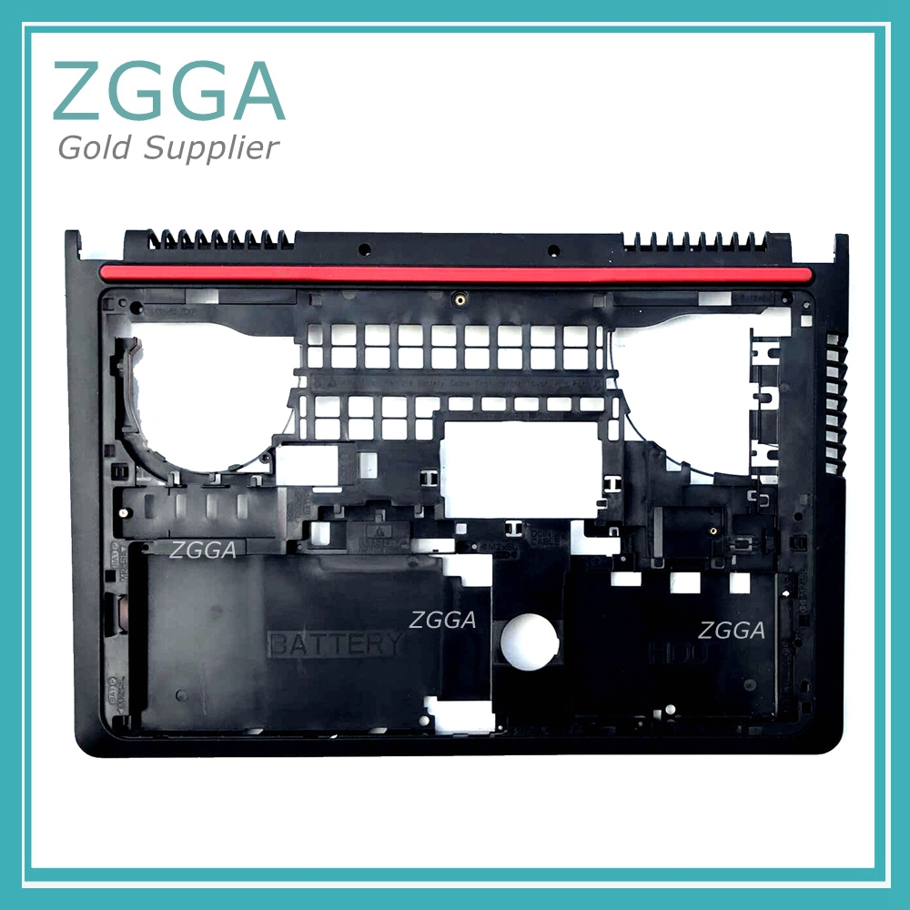 New Genuine For <font><b>Dell</b></font> <font><b>Inspiron</b></font> <font><b>15</b></font> 7557 <font><b>7559</b></font> Series Laptop Base Bottom Shell Chassis Cover Lower Case 0T9X28 image