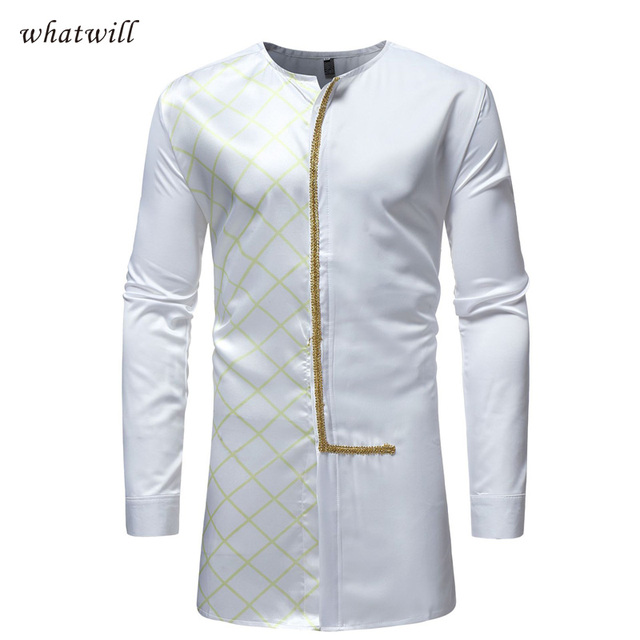 mens africa clothing fashion dress shirts dashiki wear 2