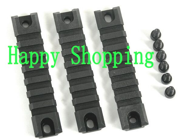 Hunting Gun Accessories Tactical Polymer Rail Sections For G36/g36c/m4 Rail Scope Mount Black
