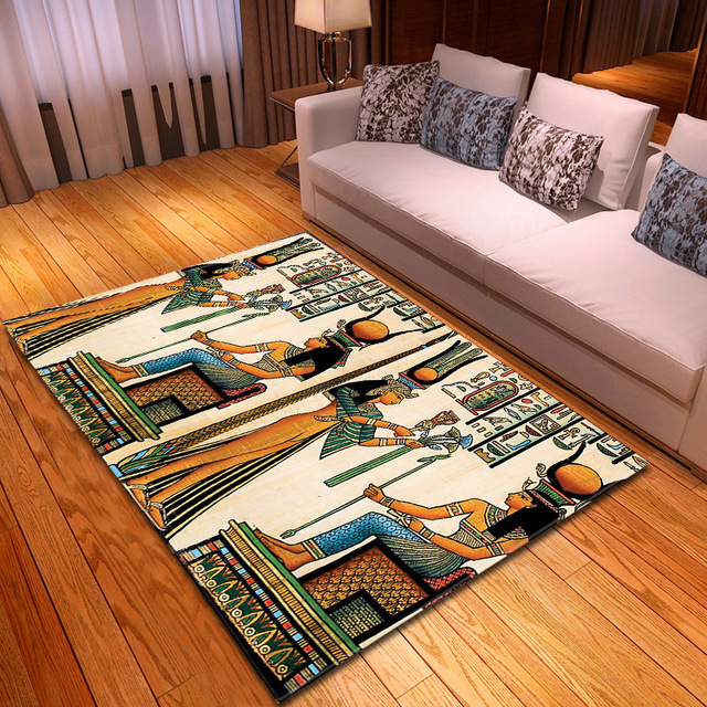 Ancient Egyptian Style Carpets For