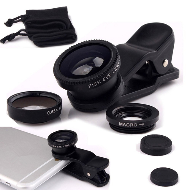 Phone Lenses Set