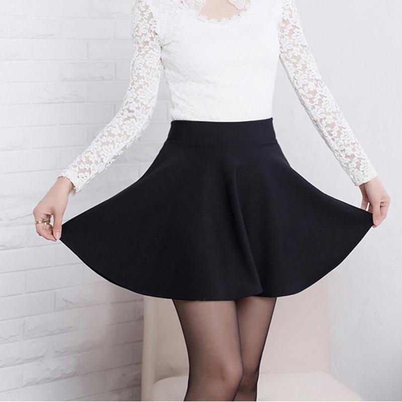 2018 Child Skirt Teenage Kids Black Dancing Skirt Clothes School Girls Skirts