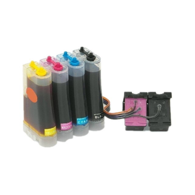 Ink System compatible for HP301 CISS Deskjet 1050 2050 2050s 3050 Envy 4500  4502 4504 5530 5532 5539 printer