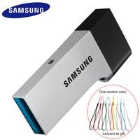 SAMSUNG USB Flash Drive USB3.0 32 GB Pendrive Memoria Metallo Mini usb otg disco Bastone di Memoria 32 gb chiave cle usb Per android cellulare