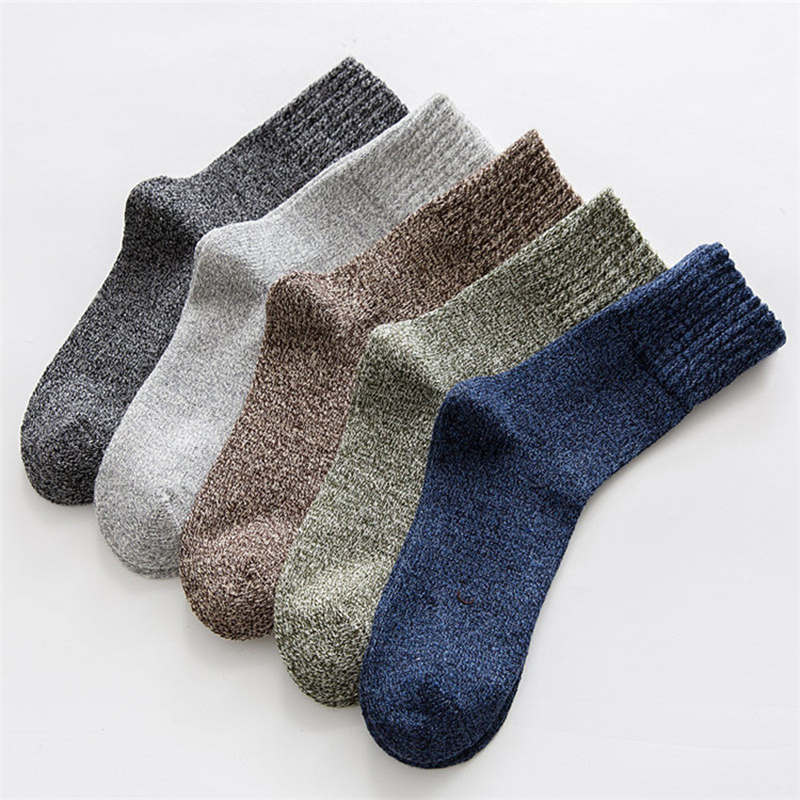 5 Pairs /lot High Quality Man striped classic Sock Spring winter Fashion Thick Men dress Socks for wool sheer sock sneaker S028