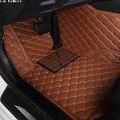 Автомобиль считаем Авто Пол коврик для ног infiniti qx70 fx qx60 fx37 qx50 ex qx56 q50 q60 автомобильные аксессуары водонепроницаемый ковер ковры
