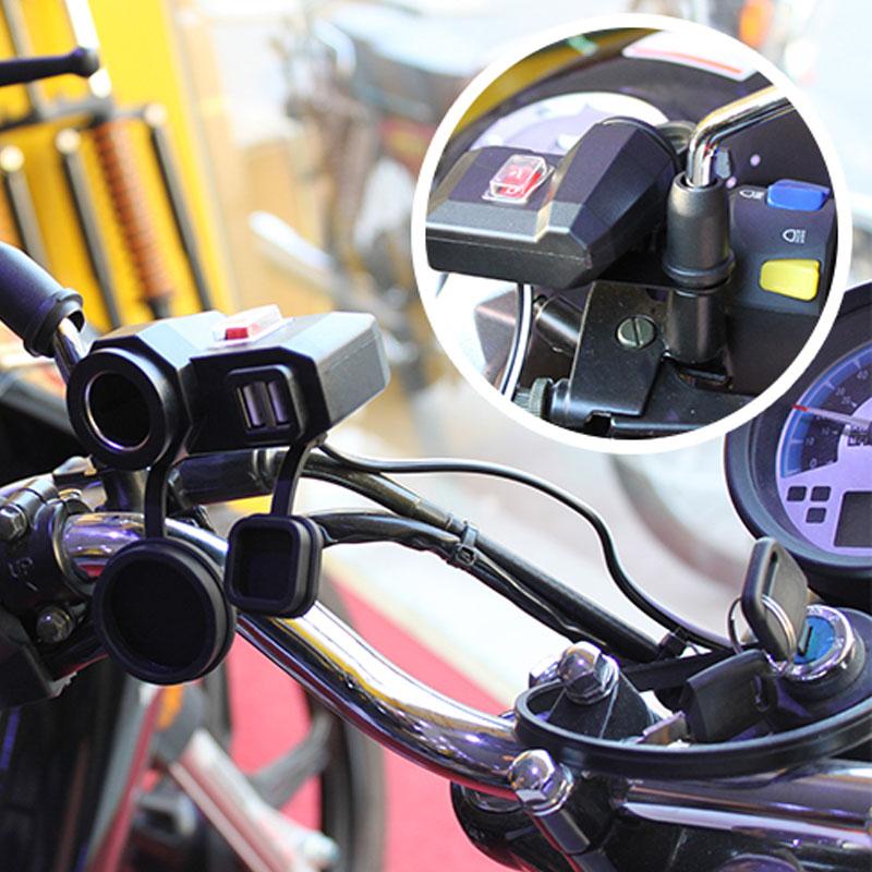 nova moto motocicleta carregador telefone a 04