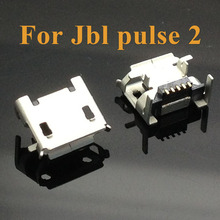 цена на 2pcs 5pcs 10pc for Jbl pulse 2 bluetooth speaker Heightened 5pin Tablet PC PAD Charge port Socket Micro mini USB Jack connector