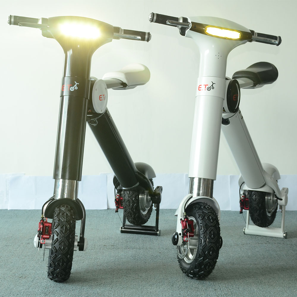 48V 500w 8.8A Samsung Battery ET King Electric Scooter Electric Two Wheels Vehicle Electric Bike 25km/h EU speed electric vehicle