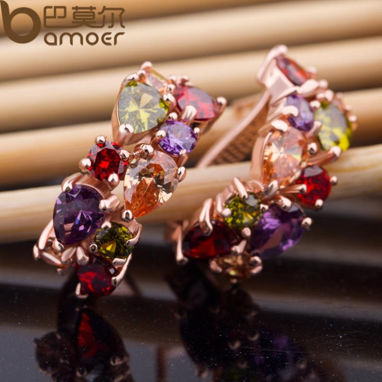 neon stud earrings color wholesale crystal candy green yiwuproducts