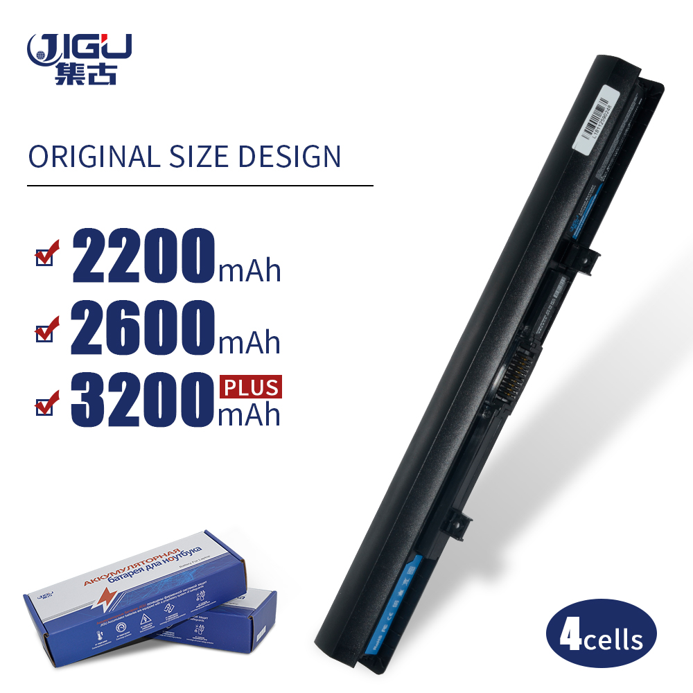 JIGU 4 Cells Laptop <font><b>Battery</b></font> PA5185U-1BRS For <font><b>Toshiba</b></font> <font><b>Satellite</b></font> C50 PA5185U PA5184U-1BRS PA5186U-1BRS C50-b C55D <font><b>C55</b></font> image