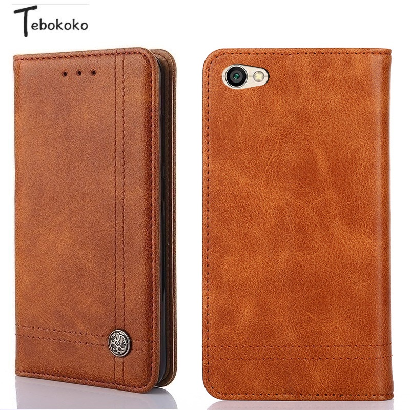Funda for Xiaomi Redmi Note 5A Case Luxury Leather Wallet Business Card Slot Holder Flip Cover for Redmi Note 5A Pro Prime Case