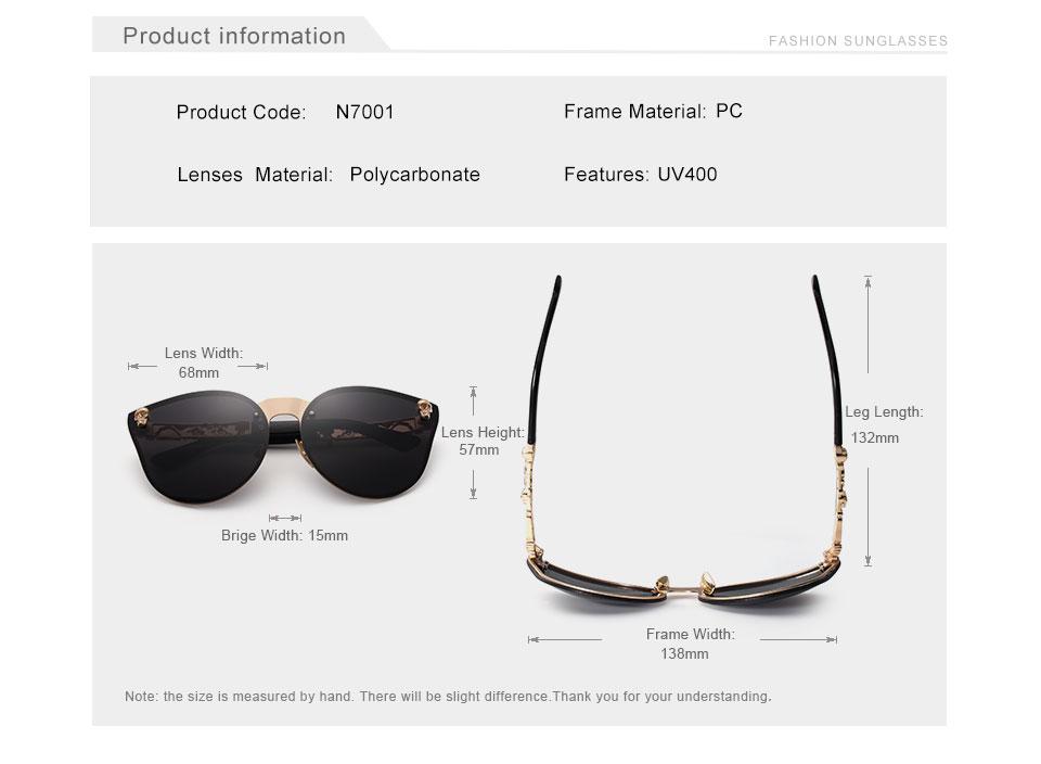 HTB1LLSNoJrJ8KJjSspaq6xuKpXaa - משקפי שמש אופנתי לנשים