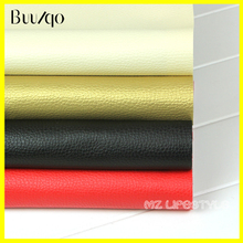 Buulqo Nice PU leather by half meter Faux Leather Fabric for Sewing, PU artificial leather for DIY bag material 50*140cm