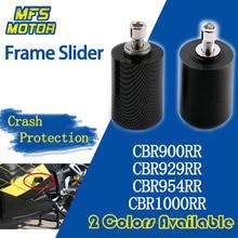 For Honda CBR900RR CBR929RR CBR954RR CBR1000RR CBR 900 929 954 1000 RR No Cut Frame Slider Crash Pads Falling Protector цена в Москве и Питере