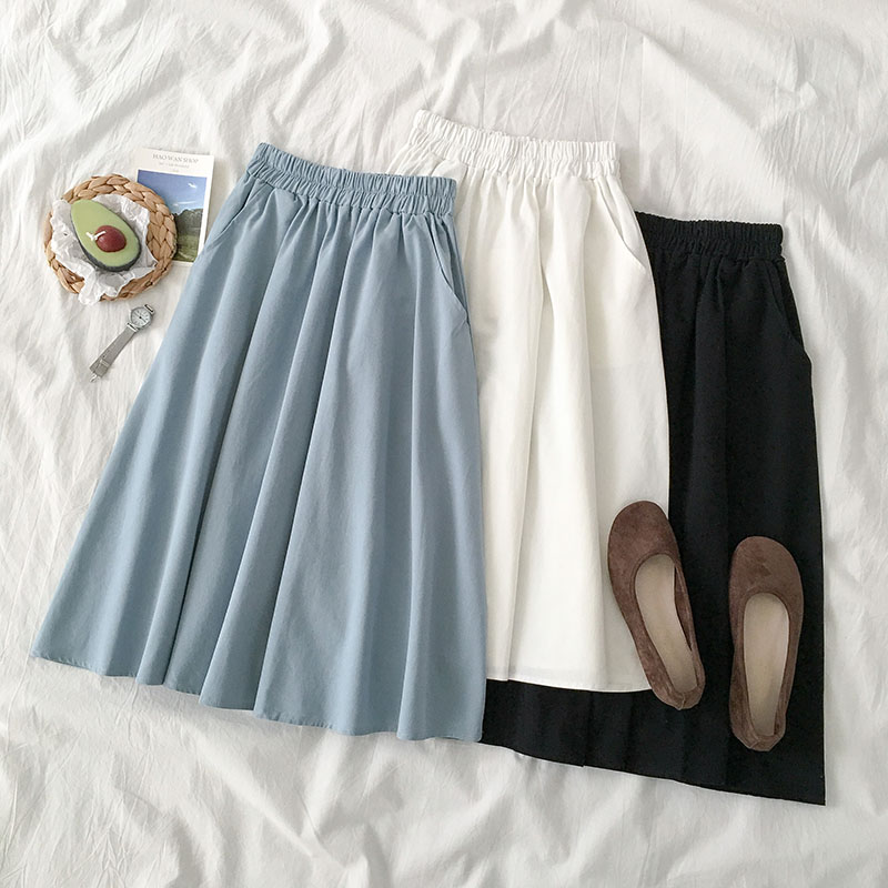 Cheap Wholesale 2019 New Autumn Winter     Hot Selling Women's Fashion Casual  Sexy Skirt FW71
