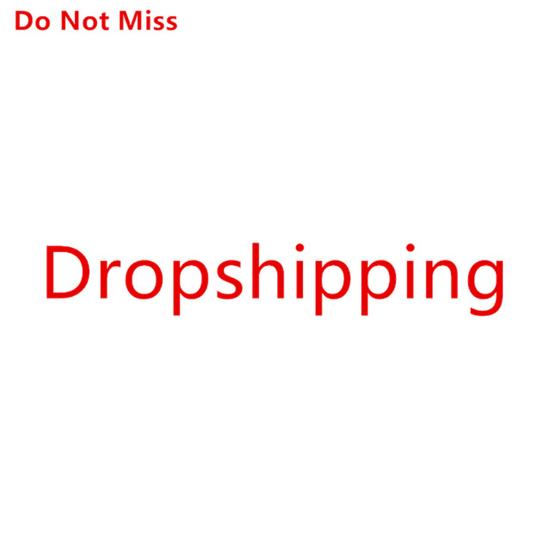 Do Not Miss Dropshipping Travel bag Dropshipping Various products need Dropshipping service Can contact customer service(China)
