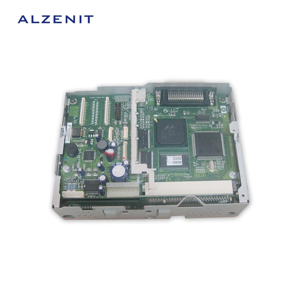 GZLSPART For HP 110 100 PLUS 110 PLUS Original Used Formatter Board C7796-67008 DesignJet Printer Parts On Sale free shipping 100% test for hp dj 110plus formatter board c7796 67008 on sale