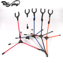 Hunting Bow Stand Recurve Bows Holder for Support For Outdoor Archery Accessories