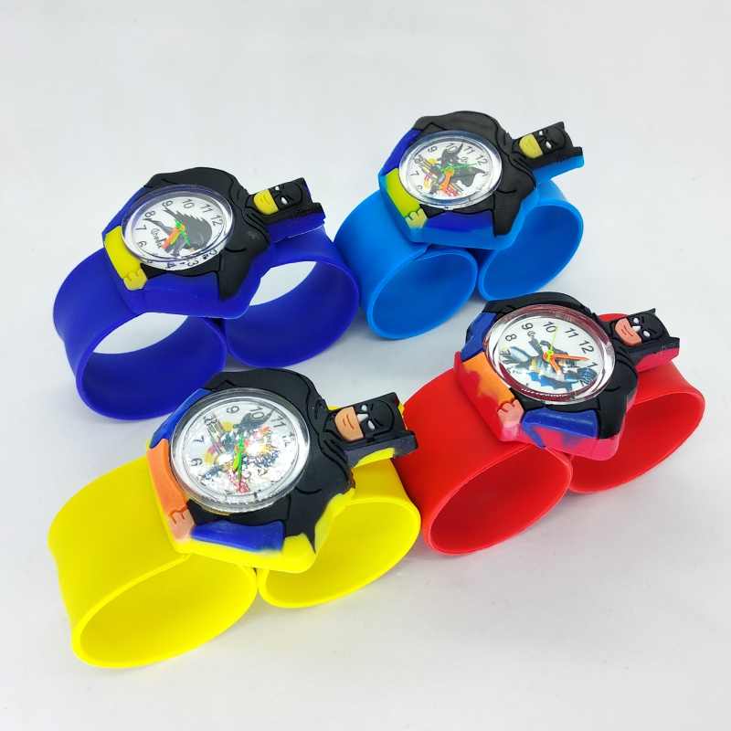 2020 New Children's Watches Batman Kids Quartz Watches Kid Baby Toy Men Clock Child Watch For Girls Boys Gifts Relogio Montre