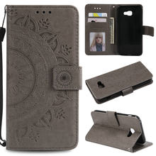 Leather Wallet Stand Voor Coque Samsung A5 2017 Case Galaxy A520 A510 Telefoon Cover Voor Samsung Galaxy A5 2016 Case een 5 510 520(China)