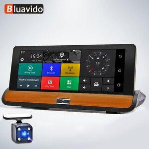 Bluavido 7 Inch 4G ADAS Androi