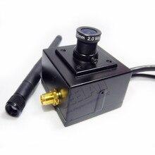 Мини Wi-Fi Ip-камера Беспроводная 720 P HD Смарт-Камеры P2P Радионяня CCTV Камеры Безопасности Главная Защита Мобильный Пульт Дистанционного камера
