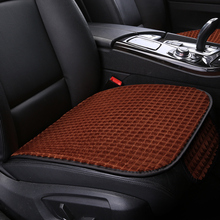 KKYSYELVA New winter automotive supplies, single car thermal cushion, suitable for seat supplies