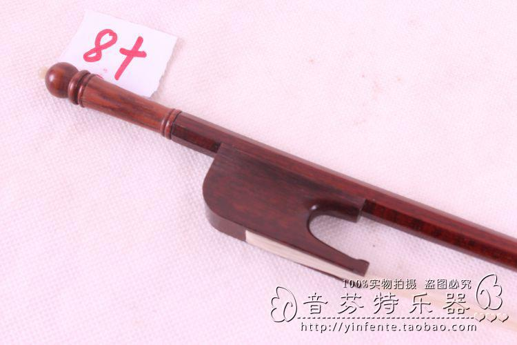 One pcs  good New 4/4 Violin Bow SnakeWood Baroque Style Violin Parts  8+2# jeff m conte wiley s introduction to industrial and organizational psychology