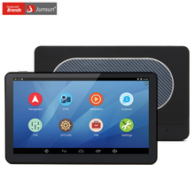 7 inch Capacitive screen Android 4.4 Car GPS Navigation Quad-Core 8GB WIFI FM Navigators automobile Map Free Update