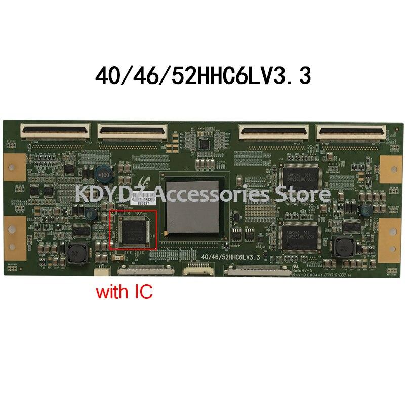 Бесплатная доставка хорошая тестовая T-CON плата для 40XF300C 46ZF500C 40/46/52hc6lv3.3 404652HHC6LV3.3