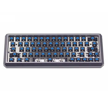 KBDfans fully assembled 5degree mechanical keyboard cherry swich box royal - DISCOUNT ITEM  0% OFF All Category