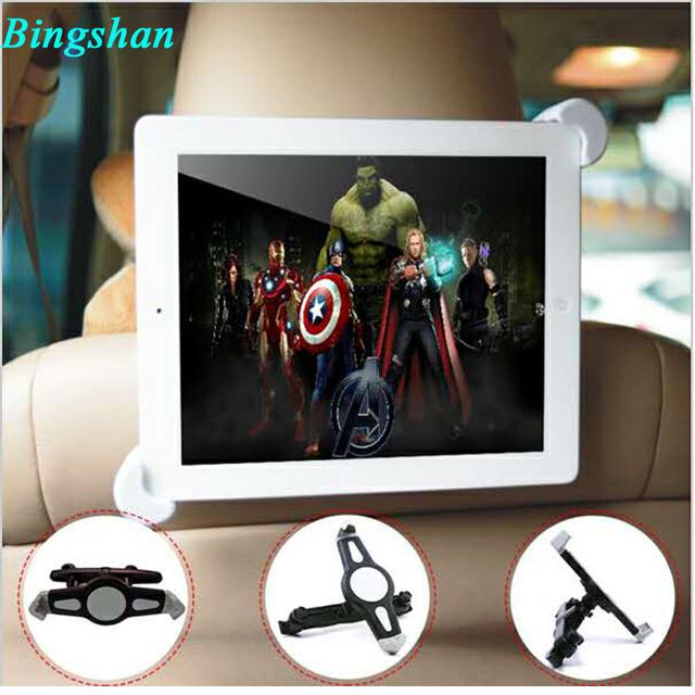 7-11 polegada Tablet PC Universal Car Back Seat Titular Suporte Ajustável Ângulo de 360 Graus de Rotação Suporte Para Tablet Notebook PC
