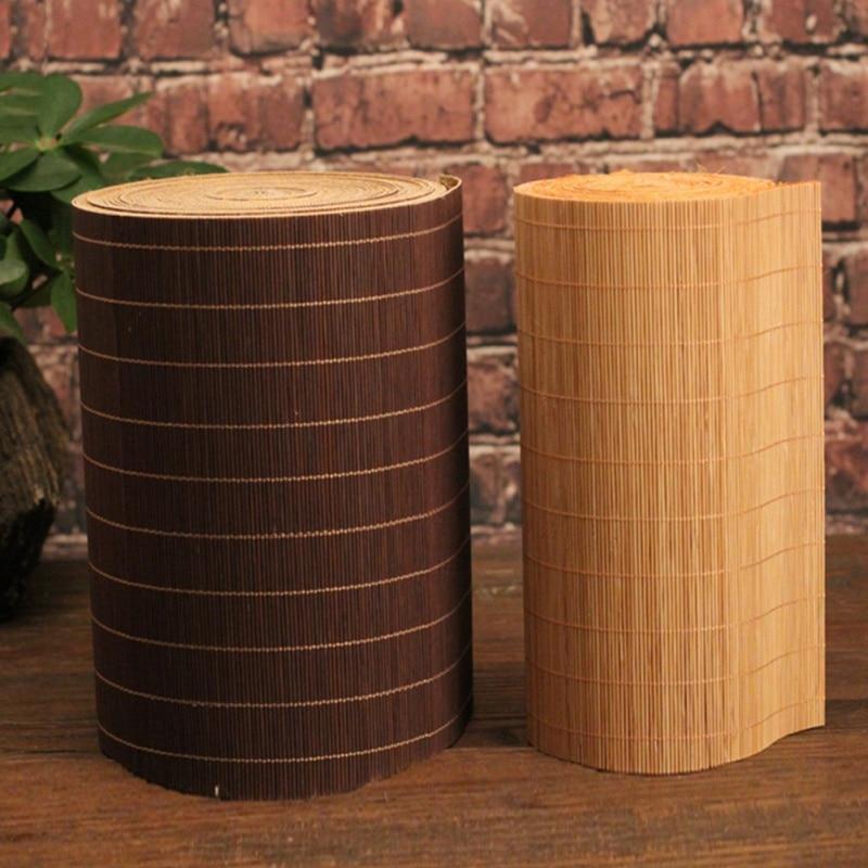 Bamboo Tea Mat 1