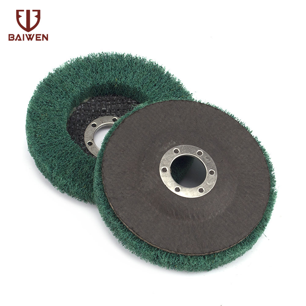 Closeout Deals¯Grinding-Wheel Abrasive-Brush Sand-Polishing Rotary-Tool Buffing New Fiber Nylon