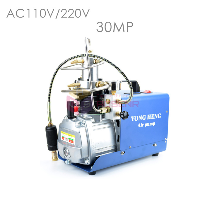 New New 30MPA High Pressure Air Pump Water cooled